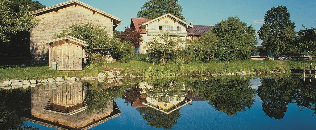 Badesee Hammerwirt Siegsdorf 3