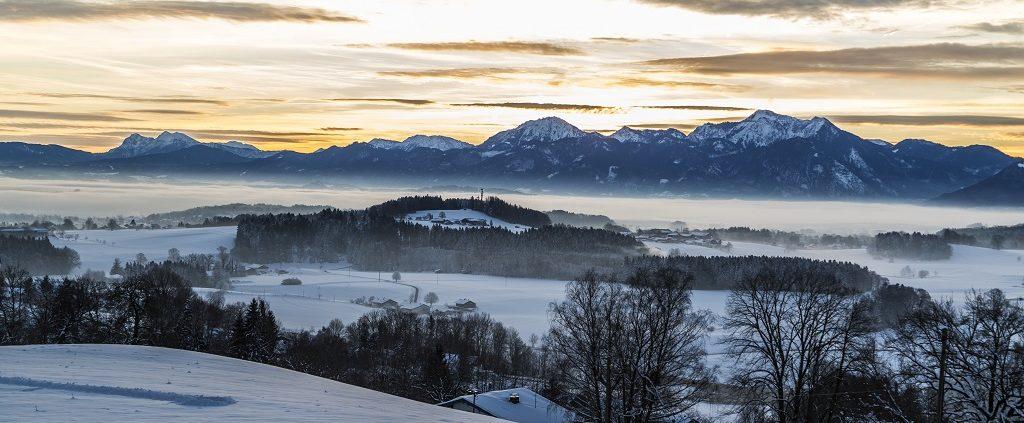 Winter im Chiemgau (c)Chiemgau Tourismus e.V