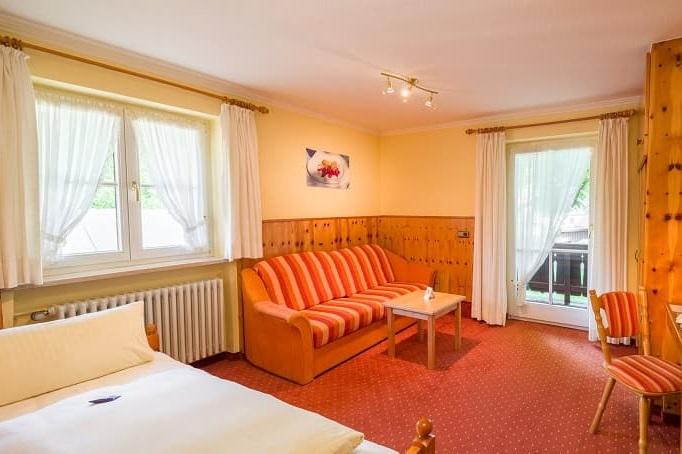 Wohnzimmer Familienzimmer Hammerwirt Siegsdorf 1